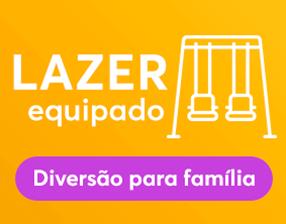 Lazer equipado - Diversão para família
