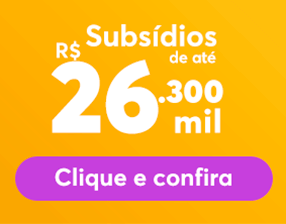 Subsídio de até 26.300 MIL