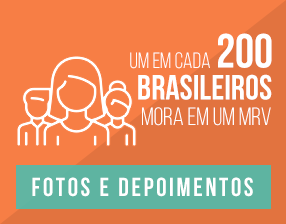 Um em cada 200 brasileiros mora em um MRV