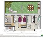 Apto 2 dormitórios com área privativa - 1ª opção