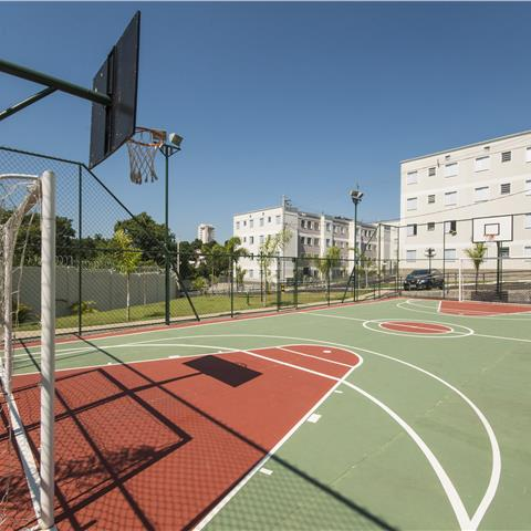 Quadra Poliesportiva - imagem do condomínio