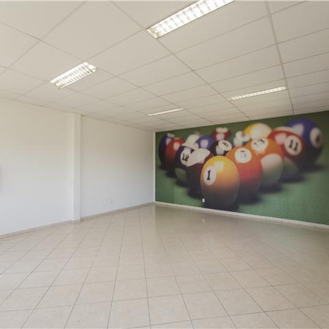 Salão de Jogos - imagem do condomínio