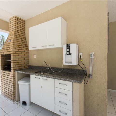Espaço Gourmet - imagem do condomínio