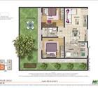 2 quartos com área privativa - 6ª opção