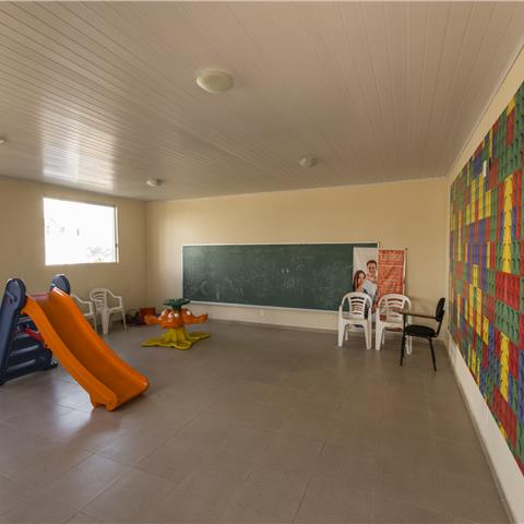 Espaço Kids - imagem do condomínio