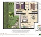 2 dormitórios com área privativa - 4ª opção