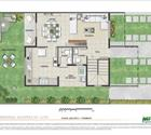 Casa 3 dorms com suíte e escritório - 1° pavimento