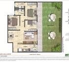 3 quartos com suíte e área privativa