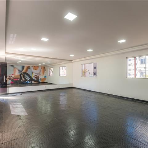 Estação de Ginástica - imagem do condomínio