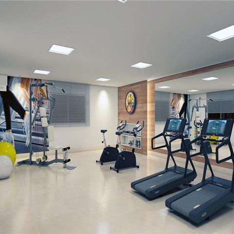 Fitness Coberto