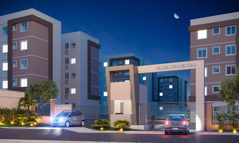 4506cac63 Em Construção - Belize Residencial   Apartamentos em Botucatu  MRV ...
