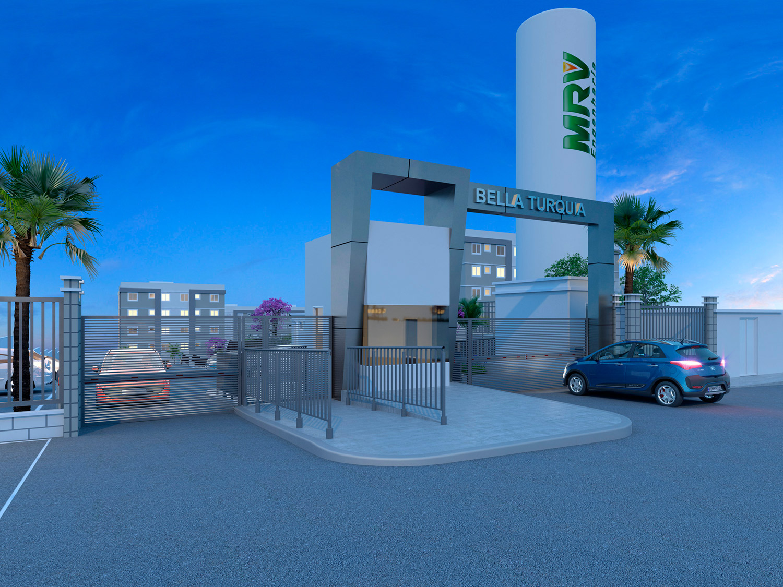 4cf9b57c2 Na Planta - Residencial Bella Turquia   Apartamentos em Botucatu ...
