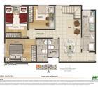 Cob 3 quartos com suíte - 1º pavimento