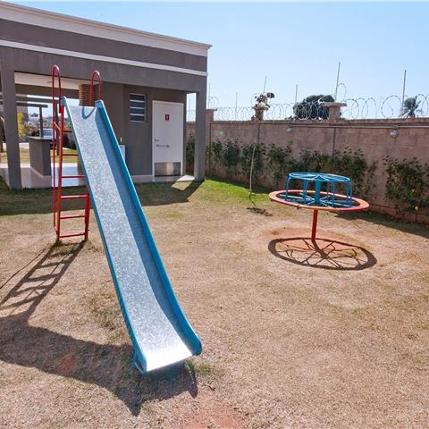 Playground - imagem do condomínio
