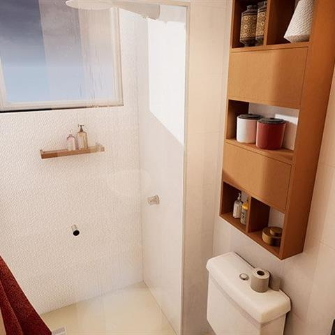 MRV Decorado Virtual - Banheiro