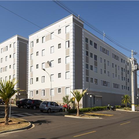 Parque Bellagio, condomínio de Apartamentos, MRV em Bauru/SP