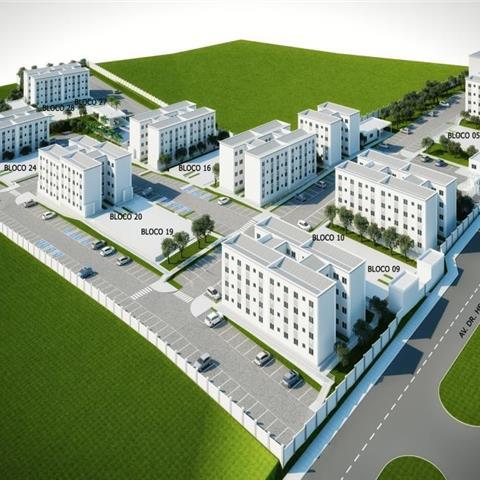 Marrocos Residenciais - Casablanca, condomínio de Apartamentos, MRV em Marília/SP