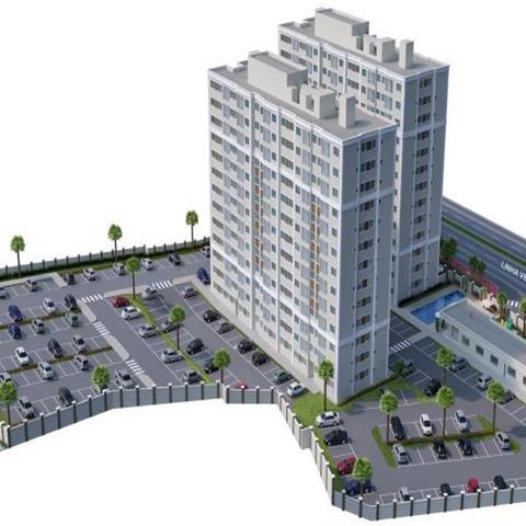 Spazio Molinere, condomínio de Apartamentos, MRV em Macaé/RJ