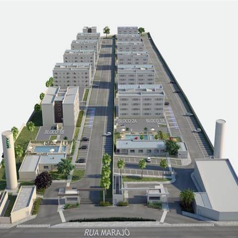 Marrocos Residenciais - Marrakesh, condomínio de Apartamentos, MRV em Marília/SP