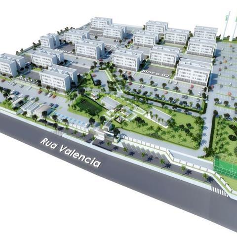 Parque Áustria, condomínio de Apartamentos, MRV em Americana/SP