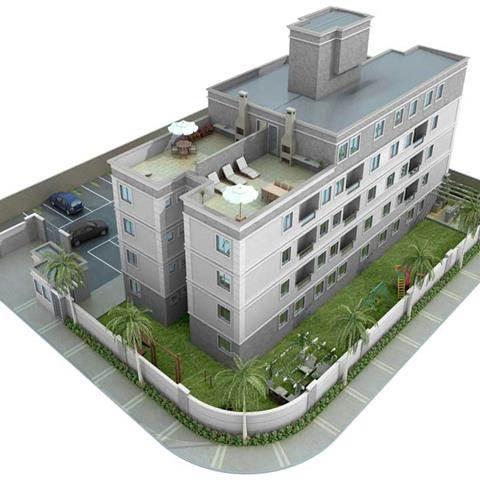 Spazio Jardim de Nuremberg, condomínio de Apartamentos, MRV em Joinville/SC