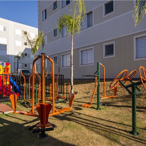 Parque Amabile, condomínio de Apartamentos, MRV em Araraquara/SP
