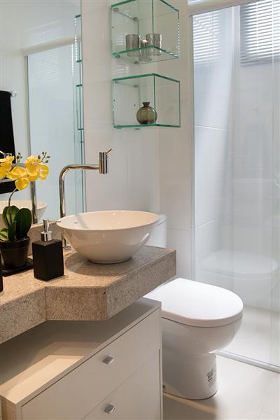 Conheça o Exclusivitá da MRV  MRV Engenharia -> Banheiro Planejado Mrv