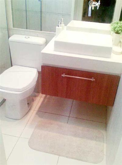Conheça o Exclusivitá da MRV  MRV Engenharia  MRV Engenharia -> Banheiro Decorado Da Mrv