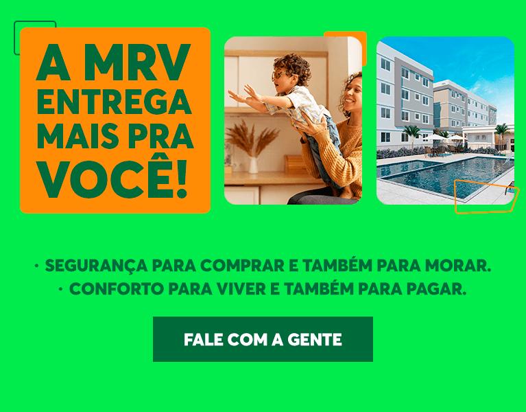A MRV Entrega Mais